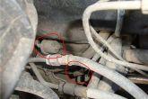 Клапан электромагнитный и разъемы подключения