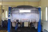 установка рулевой рейки Калина Спорт на ВАЗ 2110