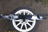 Короткая рулевая рейка на ВАЗ 2110 (установка, преимущества и недостатки)