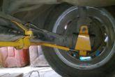 установка стабилизатора поперечной устойчивости задней подвески ваз 2110