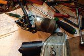 Замена моторчика стеклоочистителя ВАЗ 2110 на более производительный