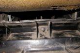 труднодоступные крепление печки старого образца ВАЗ 2110