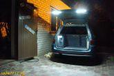 Подсветка зоны возле багажника ВАЗ 2111