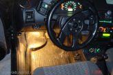 подсветка пола салона ВАЗ 2110