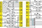 схема светильник ВАЗ 2110
