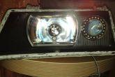 светодиодное кольцо в фары ВАЗ 2110
