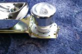 модуль Ollo закреплен в фаре ВАЗ 2110 (Киржач)