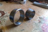 металлические кольца для фар