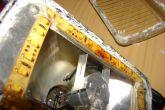 светодиодной лента после перегрева галогенной лампой