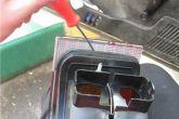 тюнинг задних фар ВАЗ 2110