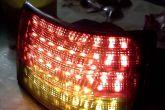 задние светодиодные фонари ваз 2111