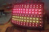 светодиодные ленты в задних фонарях ваз 2111
