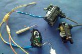 дорабатываем проводку электромоторчиков фары