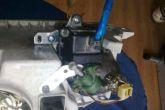закрепляем моторчики в фаре ВАЗ 2110