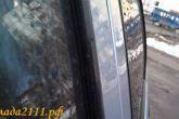штатный боковой уплотнитель окон ВАЗ 2110