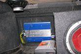 спрятанная растяжка багажника ВАЗ 2111, 2112