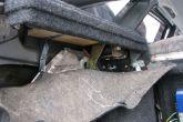 установка боковин багажника ВАЗ