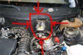 изолировать двигатель ВАЗ 2112