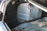 удаление антикора багажника ВАЗ 2110