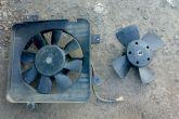 вентилятор радиатора ВАЗ 2112