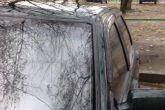 ВАЗ 2110 с окантовкой лобового стекла от Приоры