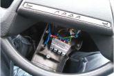 Установка блока дистанционного запуска двигателя