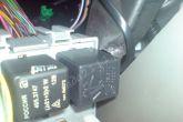 установка датчика дождя ДДА-25
