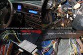 процесс установки универсальной кнопки start engine