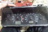 Установка БК в панель приборов ВАЗ 2110