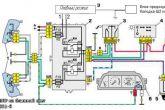 схема подключения плавного включения ламп
