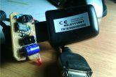 автомобильная зарядка для сотового телефона