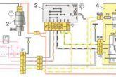 схема реле стеклоочистителя ВАЗ 2112