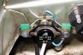 Установка трехуровневого регулятора напряжения генератора ВАЗ