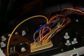 соединяем провода за приборной панелью