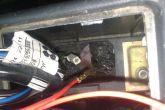 подключение проводки подогрева сидений ВАЗ 2110