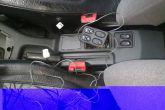вставляем кнопки подогрева сидений ВАЗ 2110