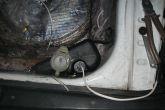 бачок омывателя в багажнике ВАЗ 2111
