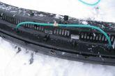 установка аквариумных трубок ВАЗ 2110