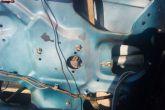 переделанные крепления ЭСП передней двери ВАЗ 2110