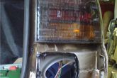 вытяжка через багажник ВАЗ 2111