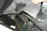 вытяжка в багажнике 2112