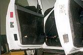 вентиляция салона через двери
