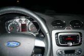 панель приборов автомобиля под хром