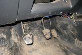 педаль газа ваз 2110 после переделки