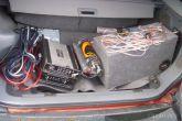 набор для установки усилителя в автомобиль