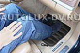 универсальный авто коврик с подогревом