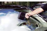электро скребок для машины