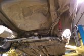 Задняя независимая подвеска на ВАЗ (авария)
