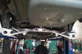 установка задней независимой подвески на ВАЗ