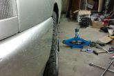 колеса ВАЗ 2110 с проставками 20мм